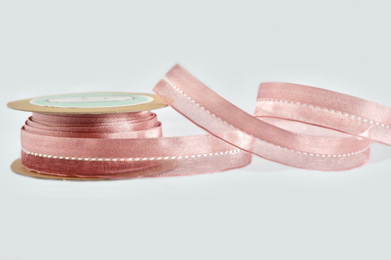 Dirty Rose Pink Ribbon