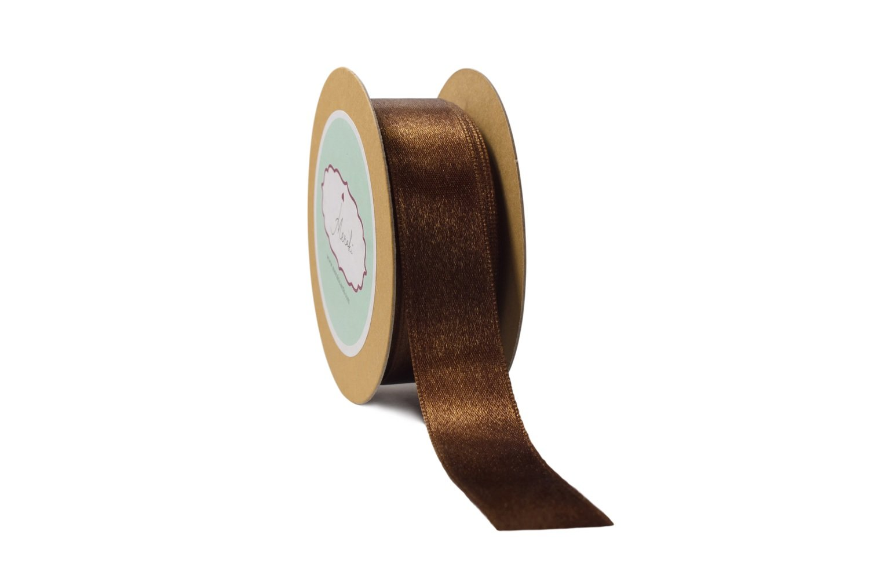 Dark Brown - Satin Ribbon
