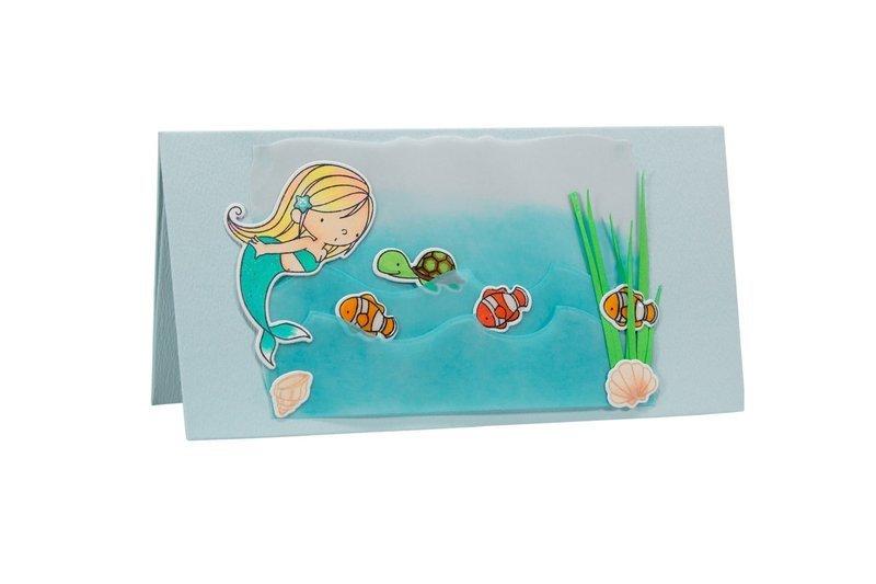 Mermaid- Oceans of Love Envelope