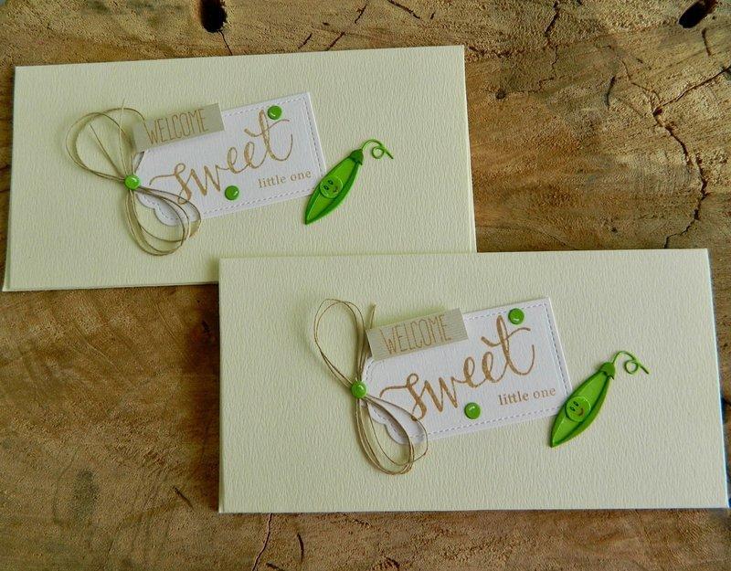 Sweet Pea Envelope