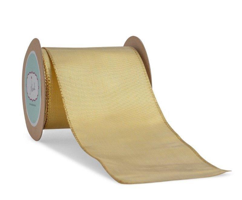 Gold Metallic Lurex Ribbon