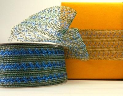 Peacock Colours- Net