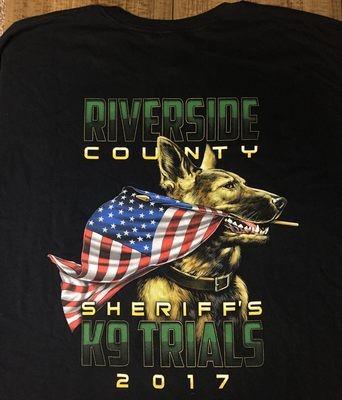 2017 Trials T-Shirt