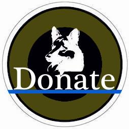 K9 Association Donation Only