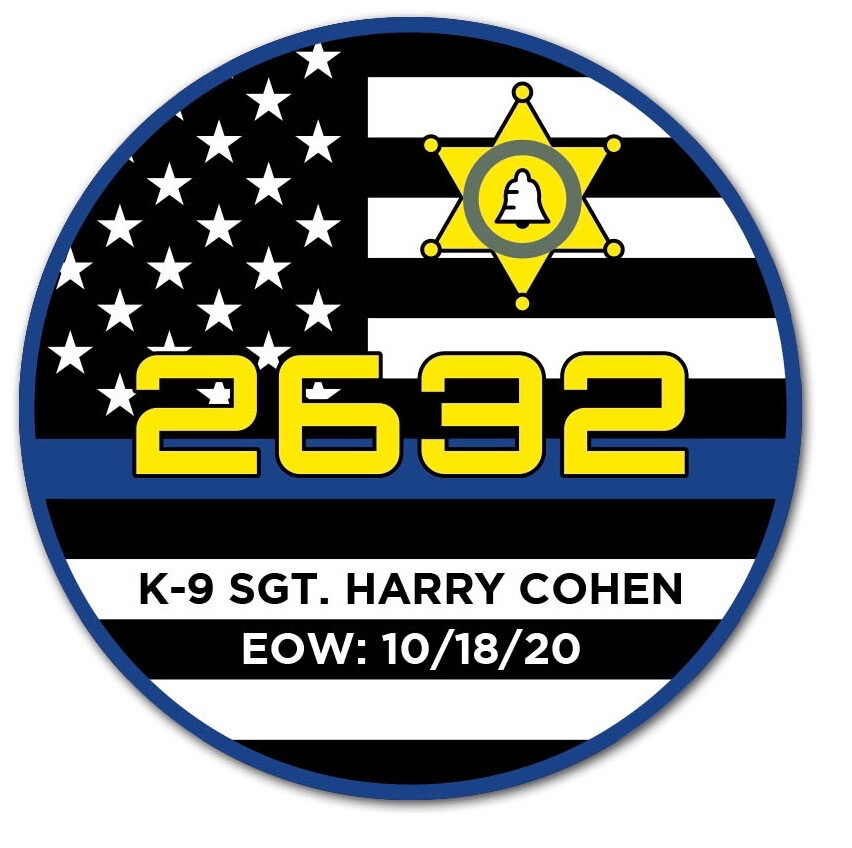Sgt. Cohen Memorial Fund Donation