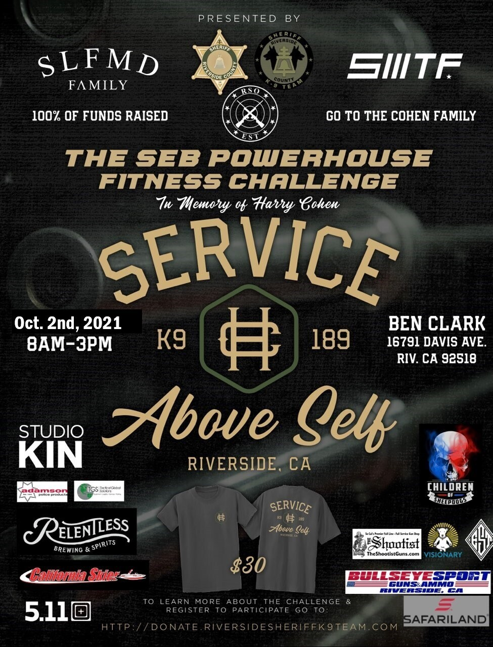 Team Fitness Challenge Registration