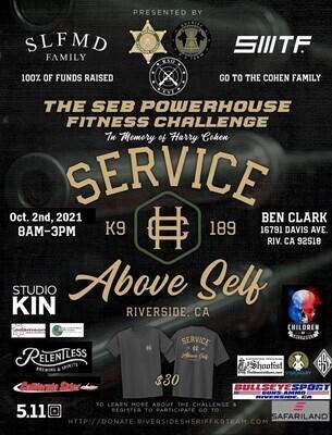 "Individual ""Big 3"" Fitness Challenge Registration"
