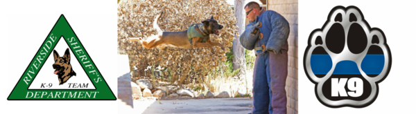 Riverside Sheriff's Department K9 Team