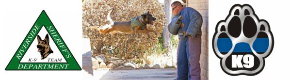 Riverside Sheriff's Department K9 Team