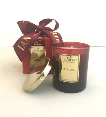 Ski Lodge Scented Candle 30cl