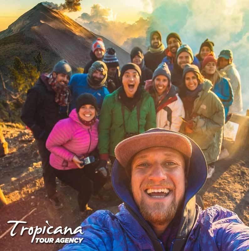 Acatenango Volcano Hike - Saturday's Groups