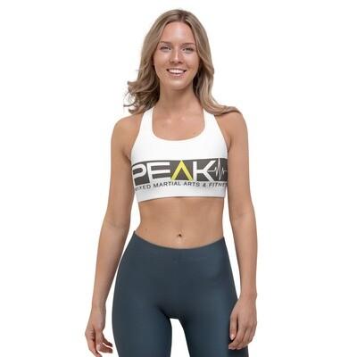Sports bra- white