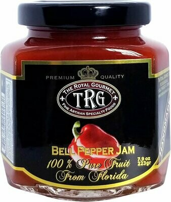 Red Bell Pepper Jam