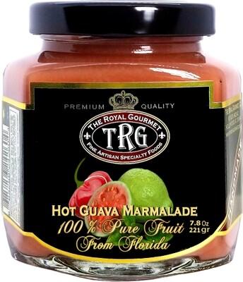Hot Guava Marmalade