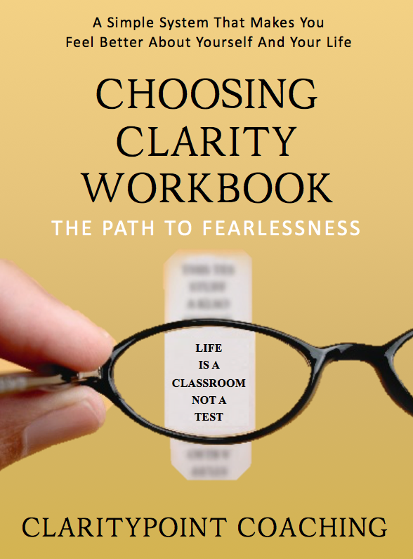 DIY Coaching Program - The Choosing Clarity Workbook