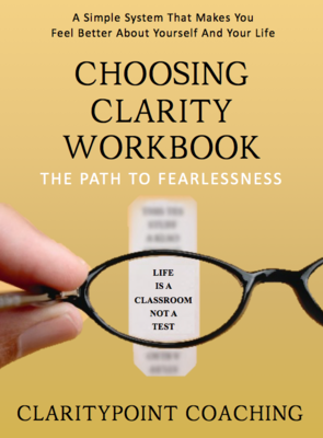DIY Coaching Program - The Choosing Clarity Workbook