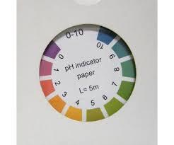 Surveillance Poulinage : Papier Test PH