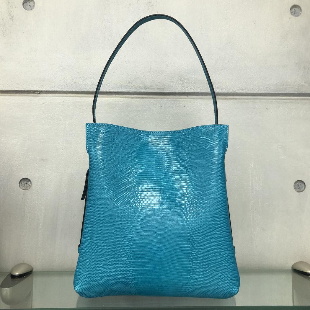 Anna - Aqua blue