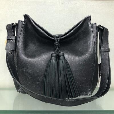 Jeanine - Shimmering Black