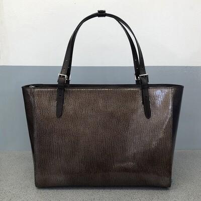 Isabella - Glossy brown