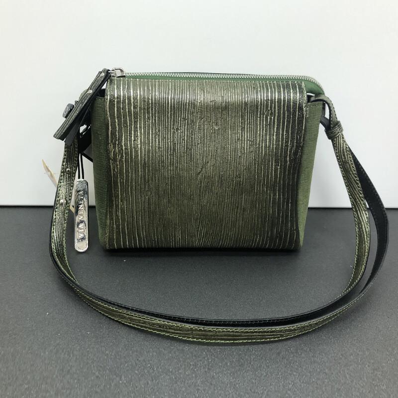 Kailey - Metallic Green