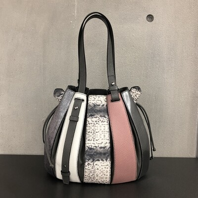 Fern - Pink Grey combo