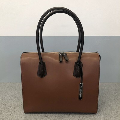 Becky - Brown with Nicotine handles
