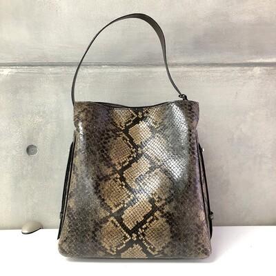 Anna -Brown Snake pattern