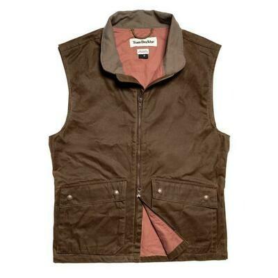 Tom Beckbe Sporting Vest