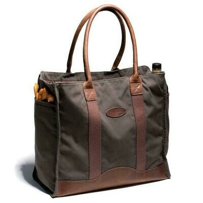Tom Beckbe Field Canvas Carryall