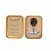 Brackish Mullins Plum Thicket Pin