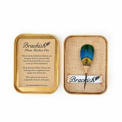 Brackish Toggies Plum Thicket Pin