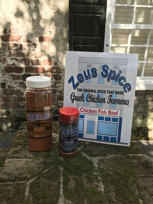 Zeus Spice - The King of all Seasonings