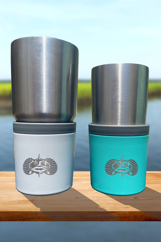 Toadfish -The Anchor-Universal Non-tipping cupholder