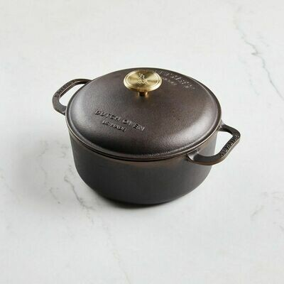 Smithey Ironware 3.5 Dutch Oven