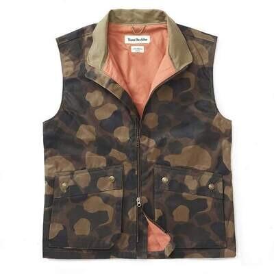 Tom Beckbe Classic Camo Sporting Vest