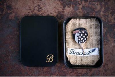 Brackish Highlight Plum Thicket Pin
