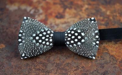 Brackish Guinea Bow Tie