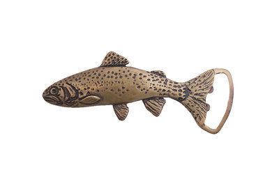 HookNHide Rainbow Trout Buckle
