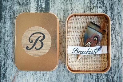 Brackish Roost Pin
