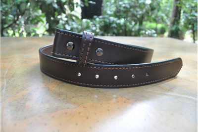 Red Fish Brand Harness Leather Strap
