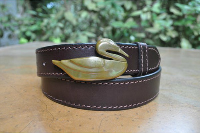 Red Fish Brand Mallard Decoy Buckle