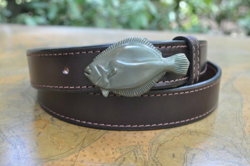 Red Fish Brand Flounder Buckle