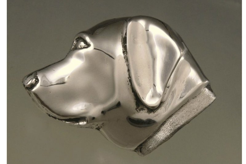 Grady Ervin & Co. Sterling Silver Lab Buckle