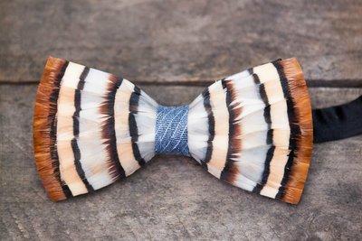 Brackish Blue Chuka Bow Tie