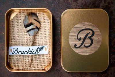 Brackish Highlands Plum Thicket Pin