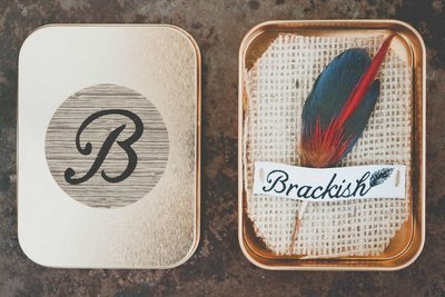 Brackish Ross Pin