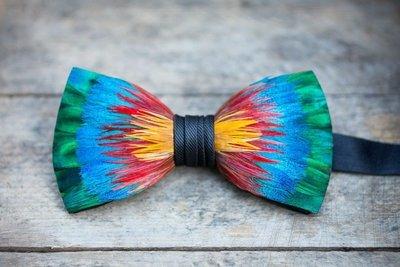 Brackish Spectrum Bow Tie