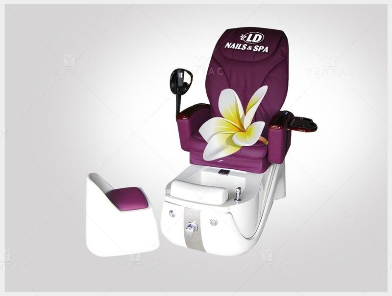 01 - Logo - Spa Pedicure Nail Salon #5117 LD Brand
