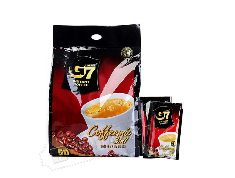 Trung Nguyên -  G7 Instant Coffee - Large (50 satches)